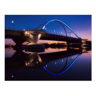 Lowry Sunset Postcard