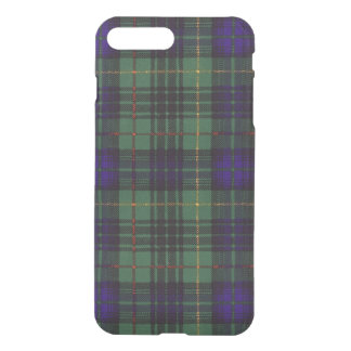 Loy clan Plaid Scottish kilt tartan iPhone 7 Plus Case