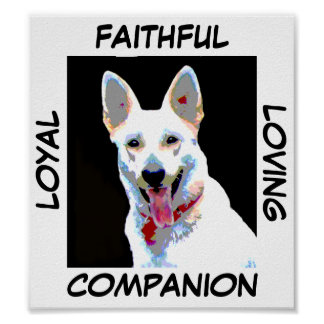 Loyal Companion Print
