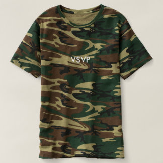 Loyal mobilization V$VP Military Green Camouflage Shirts