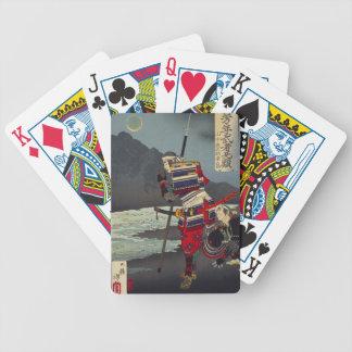 Loyal Samu - Tsukioka Yoshitosh Bicycle Playing Cards