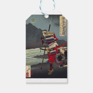 Loyal Samu - Tsukioka Yoshitosh Pack Of Gift Tags
