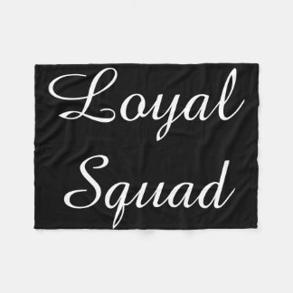 Loyal Squad Blanket Skript