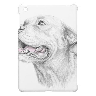 Loyalty, An American Staffordshire Terrier Cover For The iPad Mini