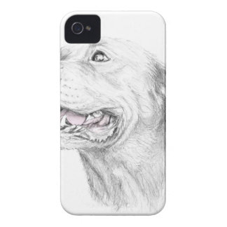 Loyalty, An American Staffordshire Terrier iPhone 4 Case-Mate Case
