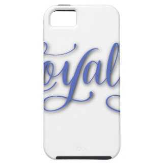 LOYALTY CALLIGRAPHY CASE FOR THE iPhone 5