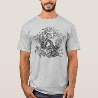 Loyalty, Love and Patriotism T-Shirt