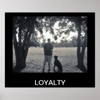 LOYALTY POSTER