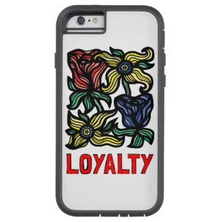 """Loyalty"" Tough Xtreme Phone Case"