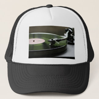 LP Record player... Trucker Hat