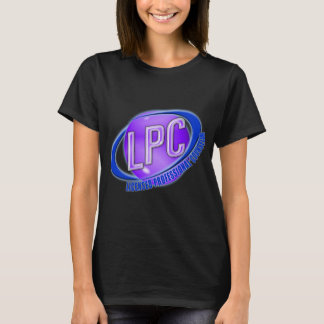 LPC SWOOSH LOGO LICENSED PROFESSIONAL COUNSELOR T-Shirt