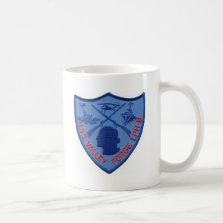 LPH8 USS Valley Forge Coffee Mug