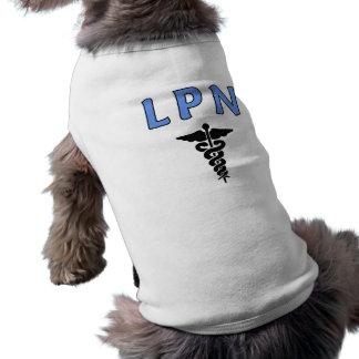 LPN Caduceus Pet Tee