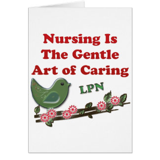 LPN GREETING CARD