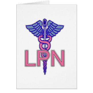 LPN CARD