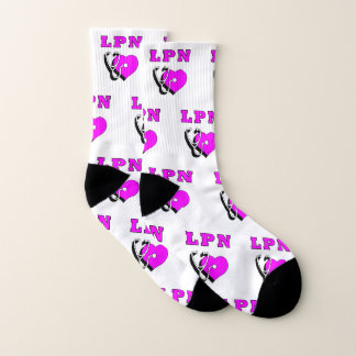 LPN Care Nurse Socks