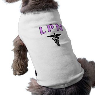 LPN Medical Pet Tshirt
