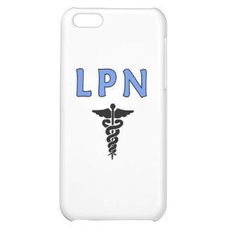 LPN Nurse Caduceus iPhone 5C Covers