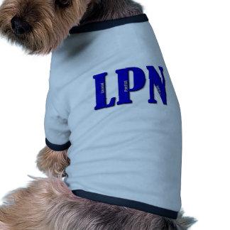 LPNx2 Pet T-shirt