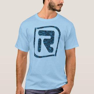 LR Logo Hi! Blue T-Shirt