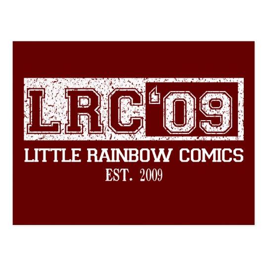 LRC: Est 09 Postcard