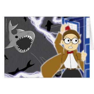 LRC - Lightning Sharks Card