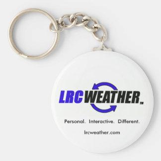 LRC Weather Keychain