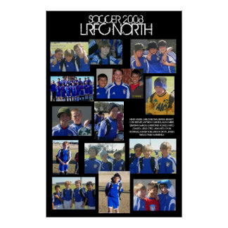 LRFC NORTH SOCCER FALL 2008 POSTER
