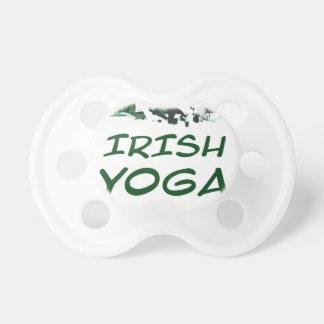 lrish yoga pacifier