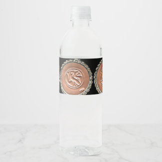 LRS Labyrinth Readers Society Bottle Label