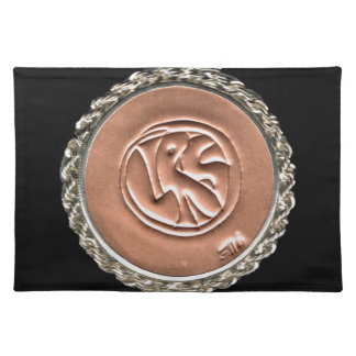 LRS Labyrinth Readers Society Cloth Placemats