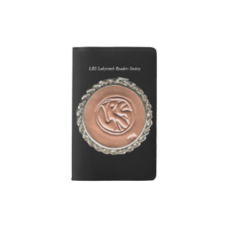 LRS Labyrinth Readers Society Notebook