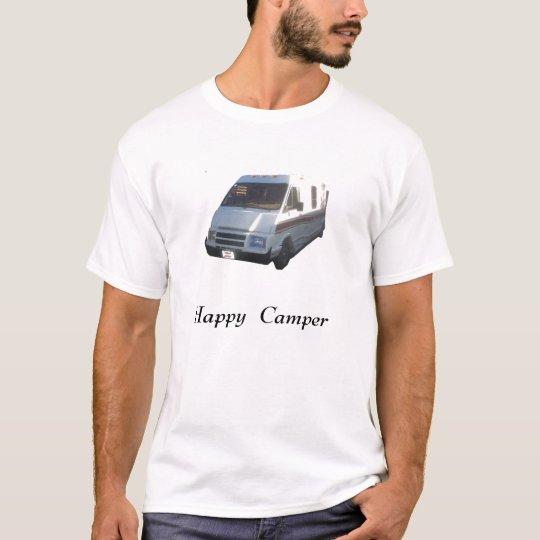 LS mods, Happy  Camper T-Shirt