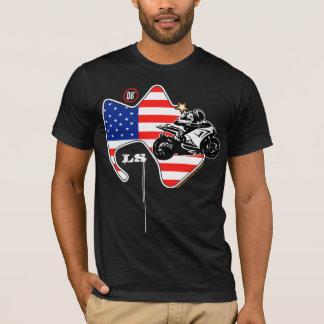 LS USA 08' (crisp for dark Ts) T-Shirt