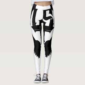 "LS ""Winged Up"" Leggings"