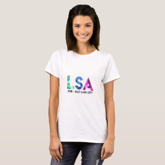 LSA 2018 Annual Meeting Women's Basic Tee