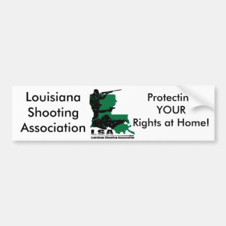 LSA Your Rights Bumper Sticker
