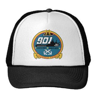 lst 901 uss litchfield county trucker hat