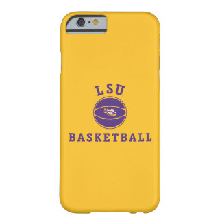 LSU Basketball   Louisiana State 4 Barely There iPhone 6 Case