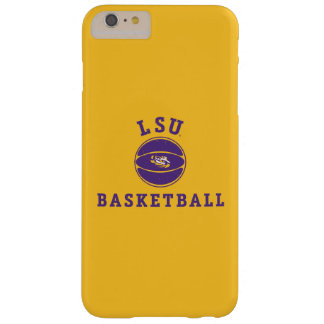 LSU Basketball   Louisiana State 4 Barely There iPhone 6 Plus Case