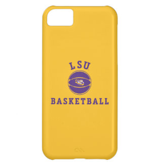 LSU Basketball   Louisiana State 4 Cover For iPhone 5C