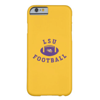 LSU Football   Louisiana State 4 Barely There iPhone 6 Case