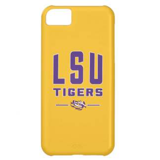 LSU Tigers | Louisiana State 4 Case For iPhone 5C