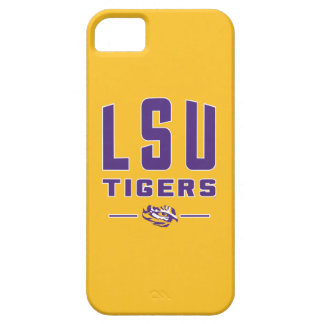 LSU Tigers | Louisiana State 4 iPhone 5 Covers