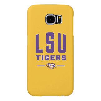 LSU Tigers   Louisiana State 4 Samsung Galaxy S6 Cases