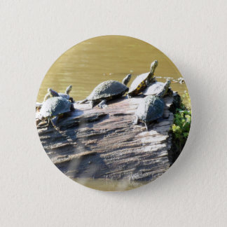 LSU Turtles.JPG 2 Inch Round Button