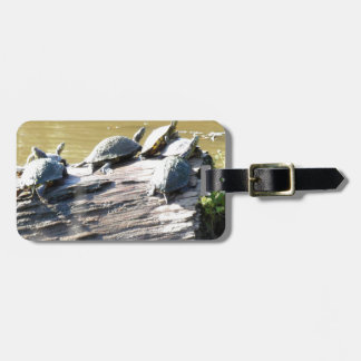 LSU Turtles.JPG Luggage Tag
