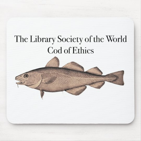 LSW Cod of Ethics mouse pad