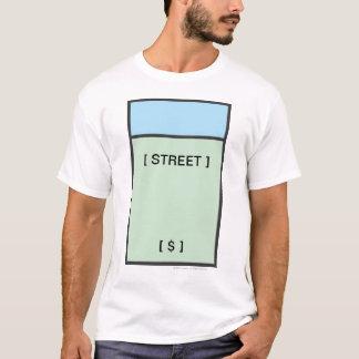 Lt. Blue Space T-Shirt