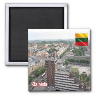LT - Lithuania - Klaipeda Magnet